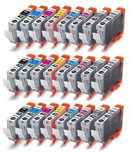 24-Pack-Pk-Compatible-CLI-42-CLI42-Ink-Cartridge-for-Canon-PIXMA-PRO-100-100S