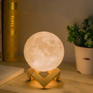 CRAZYBOSS-Moon-Lamp-Night-Light-LED-Dimmable-Touch-Control-Brightness-Small