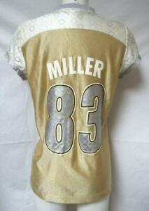 cf33a4f48 Image is loading Pittsburgh-Steelers-Womens-Size-Small-Heath-Miller-83-