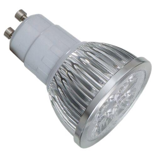 LED High Power 6W GU10 480lm warmweiß Leuchtmittel 230V