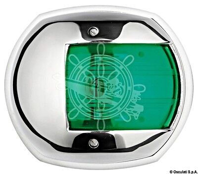 Maxi 20 White ABS Body 135 Degrees Stern White Navigation Light 24V Osculati