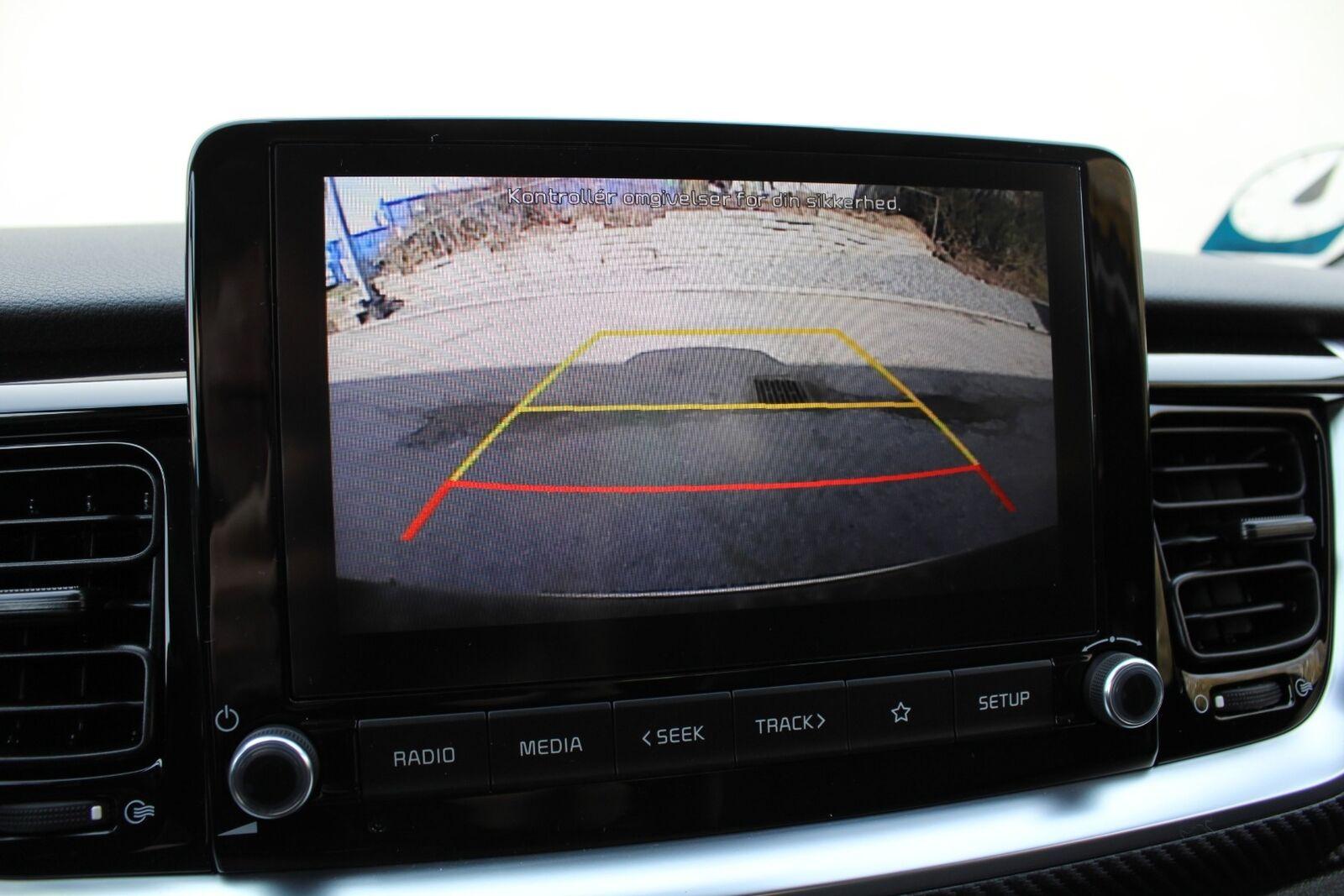 Kia Stonic 1,0 mHEV GT-Line DCT - billede 15