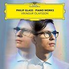 Philip Glass Piano Works Deutsche Grammophon CD