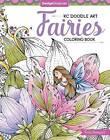KC Doodle Art Fairies Coloring Book by Krisa Bousquet (Paperback, 2016)