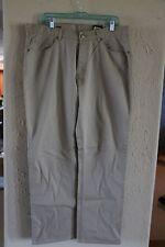 Perry Ellis Men's Khaki Jeans (Crimini) - Size 36x32 -