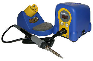 Hakko-FX888D-29BY-P-ESD-Safe-Digital-Soldering-Station-w-FX-8801-Iron-T18-D16