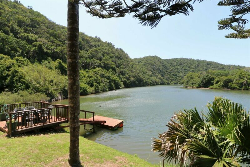 One of East London's finest properties situated on the banks of the Gonube River!