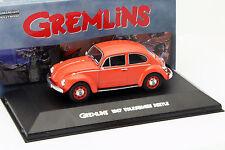 Volkswagen VW Beetle aus dem Film Gremlins 1984 rot 1:43 Greenlight