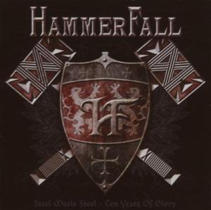 HAMMERFALL-STEEL MEETS STEEL - TEN YEARS OF GLORY: BEST OF CD NEW 727361193522 | eBay