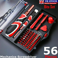 56pcs Multi Functional Precision Insulated Screwdriver Set Large Small Hex Torx