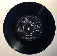 """ADAM FAITH w/ROULETTES(U.K.IMP.)""""THE FIRST TIME/SO LONG BABY""""PARLOPHONE R 5061"""