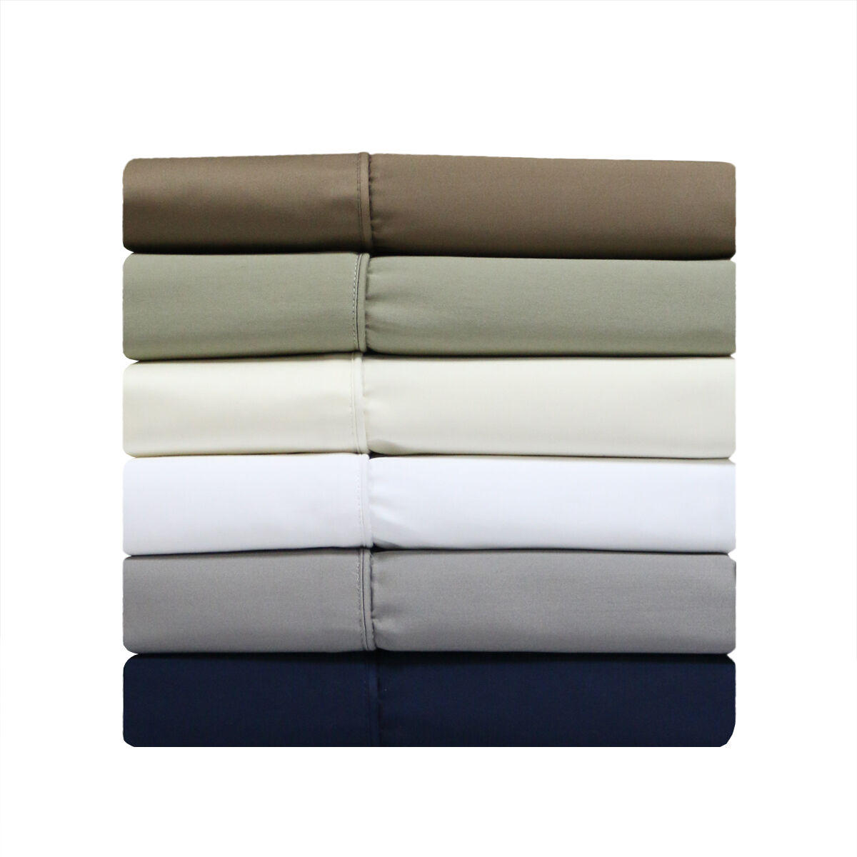 Split Top King Sheets 300 Thread Count 100% Cotton (Half Split Fitted)