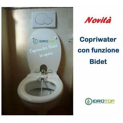 Sedile Wc Bidet Copriwater Combinato Con Rubinetto Miscelatore Bidet Sedili Wc Bagno Touchscreen Bg