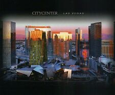 Citycenter Las Vegas, Nevada, on the Strip, Aria Hotel Casino etc. LV - Postcard