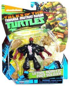 Robot Foot Soldier Roboter Figur Lego Teenage Mutant Ninja Turtles - Neu
