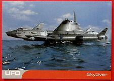 UFO - Card #34 - Skydiver - Unstoppable Cards Ltd 2016