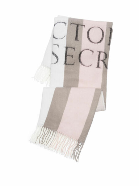 (1) Nip Victoria's Secret Fashion Show 2016 Striped Blanket *free Ship*