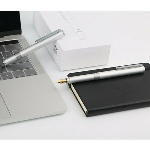 Moonman N1 Mini Short Pocket Fountain Pen Extra Fine Nib 0.5//0.38mm Writing #s