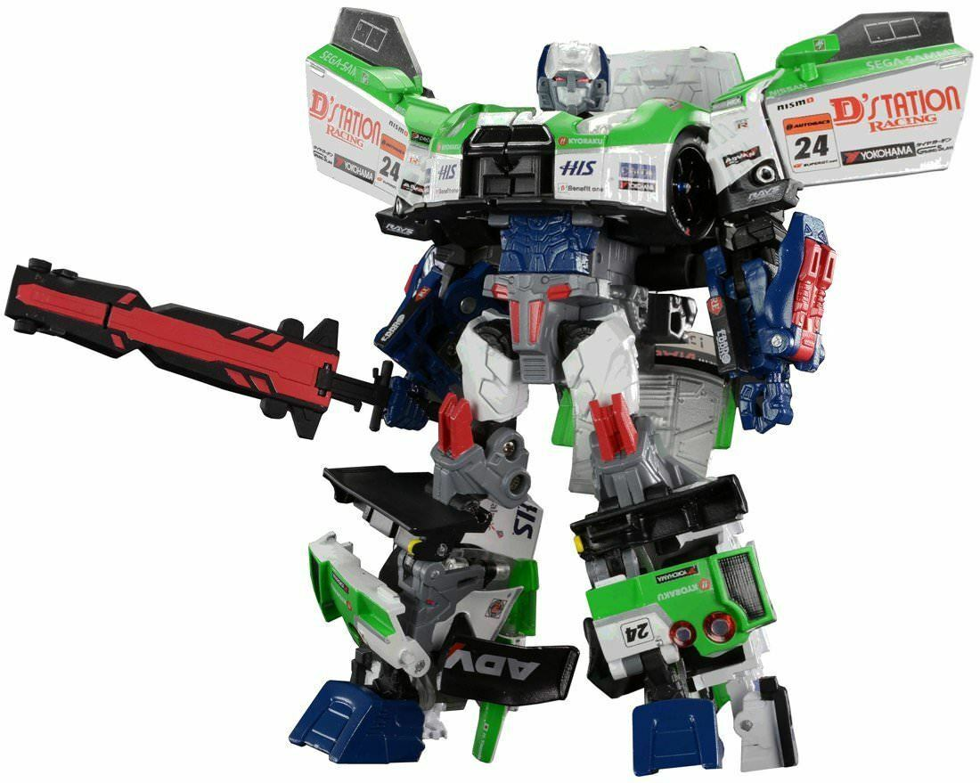 Transformers GT GT-04 GT-R Maximus Action Figure