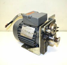 Kebco K20r 63 G405 Fds K 3 Ph 37 Kw 5 Hp Ac Motor With Plastic Strapping Feeder