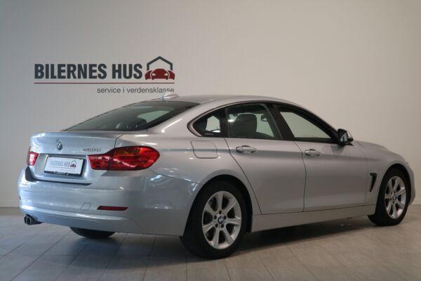 BMW 420d 2,0 Gran Coupé aut. - billede 1