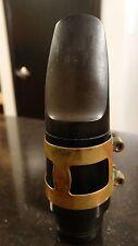 Vintage Alonzo Leach Des Moines  Saxophone Mouthpiece