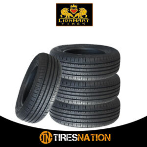 4-New-Lionhart-LH-501-185-70R14-88H-High-Performance-All-Season-Tires