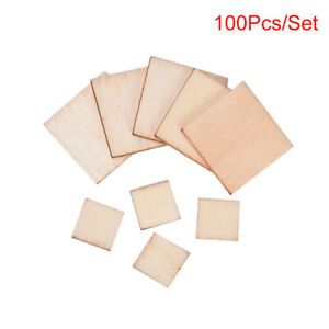 100pcs-Blank-Squares-Wood-Pieces-Round-Corner-Square-Wooden-Cutouts-DIY-Cra-xSEG
