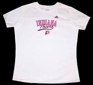 Nba Womens Apparel - Indiana Pacers Nba Ladies Adidas SS Team Tee ... f801b1aac