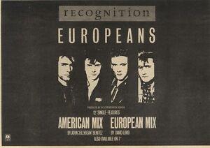 3-9-83PN36-ADVERT-EUROPEANS-RECOGNITION-AMERICAN-amp-EUROPEAN-MIX-7X11
