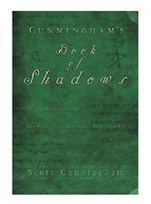 Cunningham's Book of Shadows New HC DJ Spells Ritual Herbal Grimoire Symbol Rune