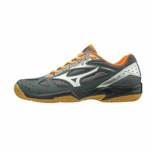 Mizuno-Cyclone-Speed-2-Black-Silver-Orange-Men-Women-Volleyball-Shoes-V1GA198004