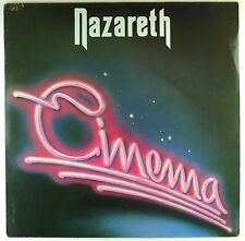 "12"" LP - Nazareth  - Cinema - A3854 - RAR - washed & cleaned"