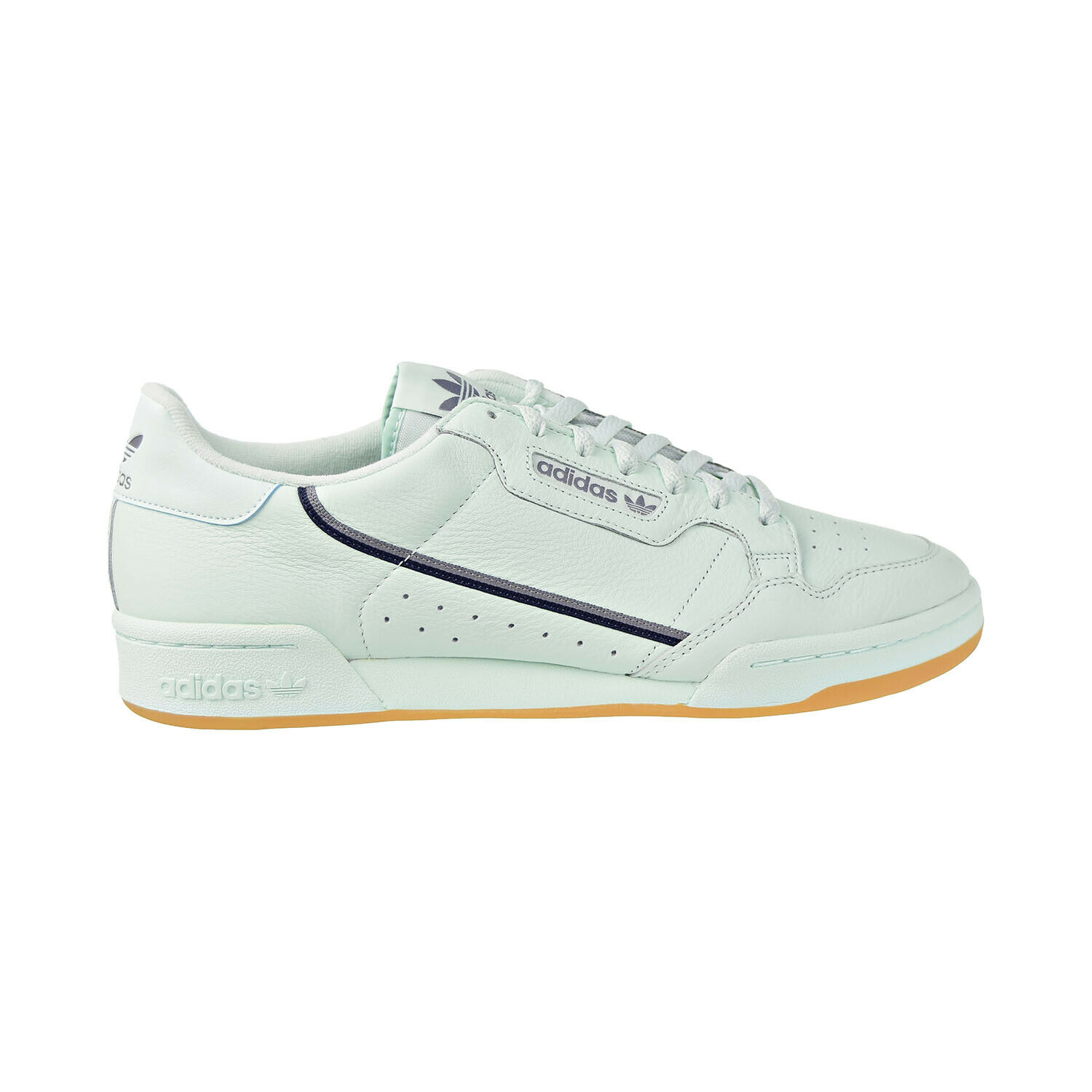Adidas Continental 80 Mens shoes Ice Mint Collegiate Navy Grey BD7641