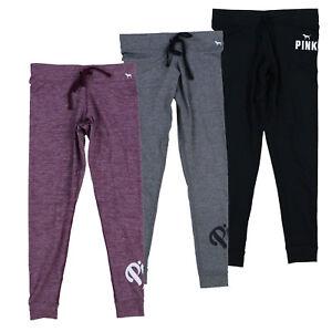 5d414728fff4d Victoria's Secret Pink Cozy Campus Leggings Yoga Pants Super Soft ...