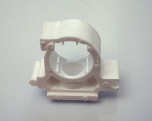 100x Rohrclips 20-22mm Mehrschichtverbundrohr Sanitär Heizung Elektro Rohrhalter