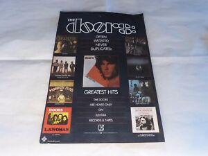The-Doors-Pubblicita-di-Rivista-Pubblicita-Greatest-Hits