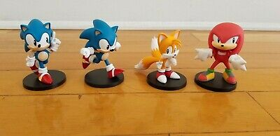 Sonic The Hedgehog Boom8 Series Vol 1 2 3 4 Pvc Figures Set Of 4 8809508310107 Ebay