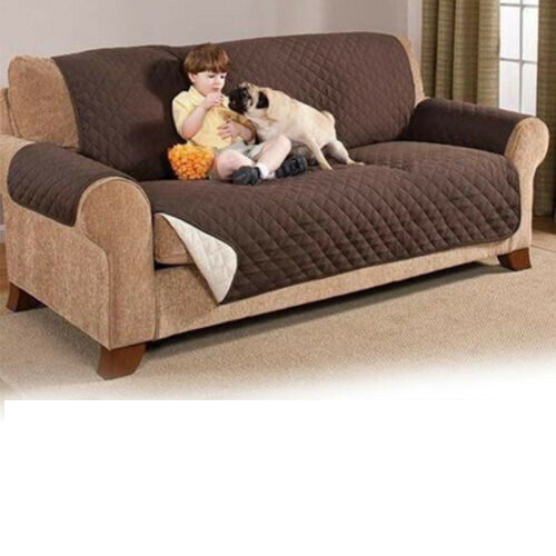 Miraculous Slipcovers Waterproof Quilted Sofa Cover Anti Slip Couch Coat For Dog Protector Short Links Chair Design For Home Short Linksinfo