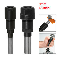 X Router Collet Extension Chuck Adapter Woodwork Cnc Milling Bitsextensionrod