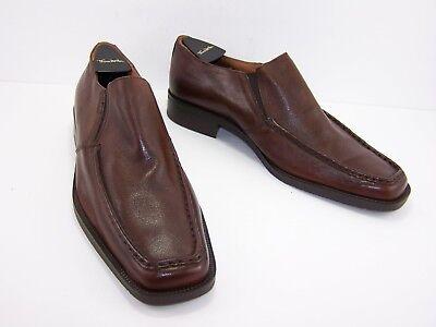Amali Mens Black Smooth Braided Detail CapToe Oxford Dress Shoe Style Romano-000