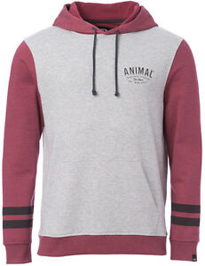 Viv In Animal Wild Pullover Ginger Hoody Red pPPWdnq