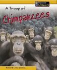 A Troop of Chimpanzees: And Other Primate Groups by Richard Spilsbury (Hardback, 2012)