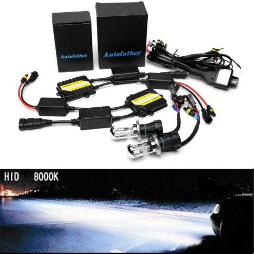 Transit Connect H4 AC CANBUS HID Xenon Headlight Error Free For Ford Transit