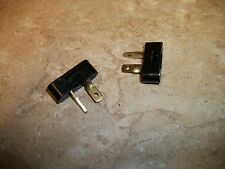 TWO WELL MADE PIONEER SX SA & QX SPEAKER PLUGS 100s SOLD Also For Allied & Akai
