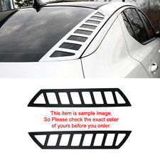 Rear Glass Dress Up Plate Painted Snow-White Pearl for KIA 2011-2015 Optima / K5