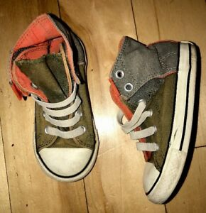 0f98ed59b5a6ec Image is loading Converse-All-Star-Chuck-Taylor-Baby-Unisex-Hightop-