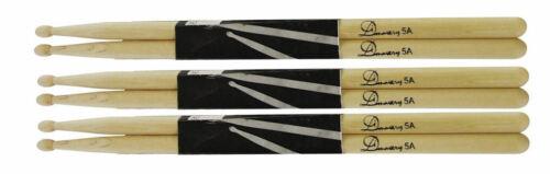 DIMAVERY DDS-5A Drumsticks Eiche