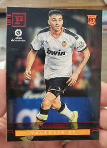 2019-20 Chronicles Soccer Panini Base RED #405 Maxi Gomez RC - Valencia CF ⚽️📈