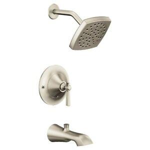 Moen T2132BN Eva Brushed Nickel Posi-Temp Shower Trim